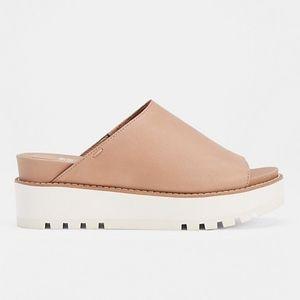 Eileen Fisher platform sandals 7 BNWOB